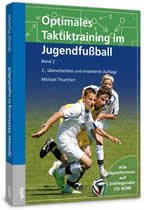Optimales Taktiktraining im Jugendfußball