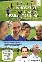DVD - Innovatives Frauenfußballtraining
