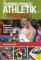 Fußballfitness: Athletiktraining