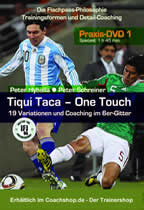 DVD: Tiqui Taca - One Touch