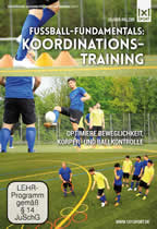 DVD - Fußball-Fundamentals - Koordinationstraining