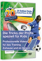 Dribbel-Tricks für Kids