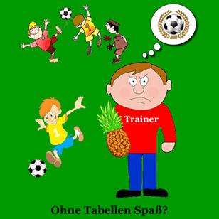 Eltern Und Fussballtrainer Am Spielfeldrand