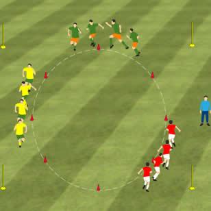 Fussball Sprinttraining Mit Ubungen Zur Optimierung Der