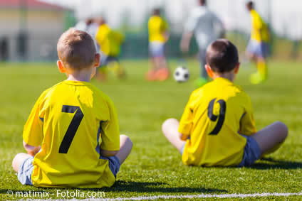 Personlichkeiten Kinder Im Fussball
