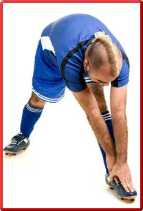Dehn Stretching übungen Fußball Soccerdrillsde