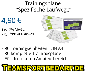 Training Laufwege