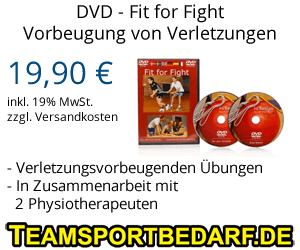 DVD Fit for Fight