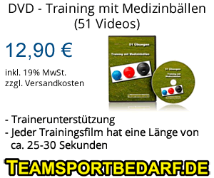 DVD - Training mit Medizinbällen