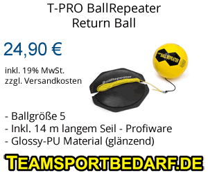 BallRepeater - Return Ball